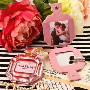 12 Paris Themed Parfum Pocket Mirrors and Picture Holders