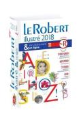 Le Robert Illustre et son Dictionnaire Internet 2018 with Internet Connector [FRE]