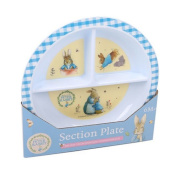 Peter Rabbit Section Plate