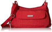 Baggallini Everyday Crossbody Bagg Bag, Apple, One Size