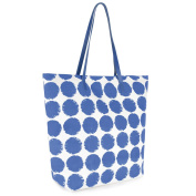 Ladies Summer Spotted Design Beach-Pool-Swim-Tote-Shopping Large Shoulder Bag