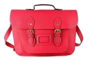 Foxlady Classic Waterproof Faux Leather Satchel /Briefcase 35x25x11cm Many Colours Available
