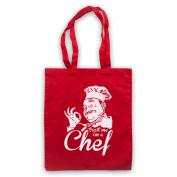 Trust Me I'm A Chef Funny Work Slogan Tote Bag