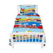 Children's Kids Duvet Quilt Covers Or Curtains In A Choice Of 6 Designs Bedding