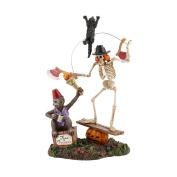Department 56 Halloween Seasonal Decor Accessories for Village Collections, Funny Bones, 6cm