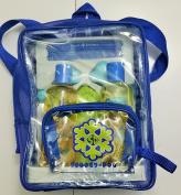 Kid Care Scooby-Doo Boys Bath Pack Shampoo Shower Gel Soap Bath Fizzies Comb Wrist Bands
