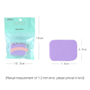 SY 2pcs Square Makeup Sponge Blender Face Flawless Foundation Powder Puff BB/CC Cream Applicator