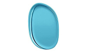 Colourful Silicone Beauty Blender Makeup Sponge - 2 Pack - Flawless Coverage! (Blue
