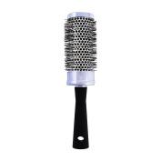 Studio Dry Metallic Periwinkle Round Hair Brush