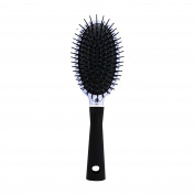 Studio Dry Metallic Periwinkle Cushion Hair Brush