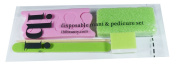 IBI Ultimate Disposable Pedicure Set