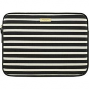 Kate Spade Printed Sleeve For Microsoft Surface Book - Black/cream