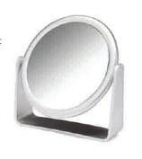 Graham-Field Mirror Grafco Silver