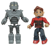 Iron Giant and Hogarth Minimate 2 Pack