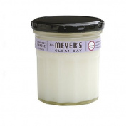 Mrs. Meyer's Clean Day Soy Candle, Lavender, 210ml Glass Jar