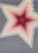 Momeni Lil Mo Hipster 0.9m X 1.5m Rug in Superstar