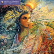 Celestial Journeys by Josephine Wall - mini wall calendar 2018