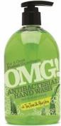 Omg Antibacterial Hand Wash Tea Tree And Aloe Vera 500ml 0604399