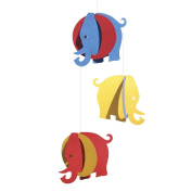 livingly Mobile Phone with 3 Eléphants