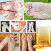 Foot Mask,Clode® 1 Pair Foot Peel Mask Exfoliating Socks Total Peeling Away Dry Dead Skin Callus Remover