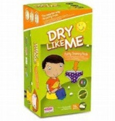 dry like me original potty training pads x18