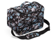 Kenley Professional Hairdressing Hair Equipment Tool Carry Case Bag - Midnight F