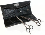 Haito Basix Hairdressing 13cm Cutting & 14cm thinning Scissor Wallet Set - Right Ha