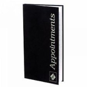 Agenda Appointment Book 3 Assistant