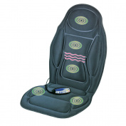 Lifemax Heated Back & Seat Massager