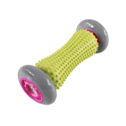 Iregro Muscle Roller Stick, Hand And Foot Massager Roller, Trigger Point Massage