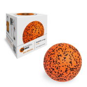 Blackroll Orange Self-massage Roller, Blackball Orange Self-massage Ball, 12 Cm,
