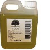 Pure Natural Grapeseed Oil 1000ml
