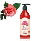 Silk Rose Body Lotion,350g