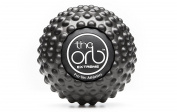 Pro-tec Athletics Unisex The Orb Extreme Deep Tissue Massage Ball, Black, 12 Cm