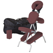 Earthlite Vortex Portable Massage Chair Package - Portable, Compact, Strong And