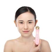 Oreadex Od910 Eyes Ems Beauty Instrument, Microcurrent, Heating, Vibration, Pink