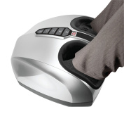 Enpee Comfy Deep Kneading Shiatsu Foot Feet Massager With Heat Air Bag Kneading