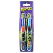 Nickelodeon Teenage Mutant Ninja Turtles Toothbrush 2 Pack Toothbrushes
