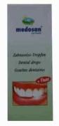Medosan Dental Drops With Fluoride 20ml
