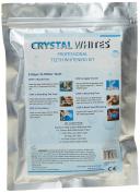 Crystal Whites X6 Platinum Teeth Whitening Kit With Led Lazer Light Safe - New!