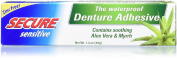 Secure Sensitive, Denture Adhesive, 40ml 40 G