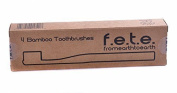 Bamboo Toothbrushes - Best Eco-friendly Biodegradable Bamboo Handles And