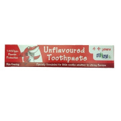 Oranurse Unflavoured Toothpaste 50ml 4+ Years 1 2 3 6 12 Packs