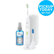Philips Sonicare Electric Tonguecare Toothbrush Hx8918/10 From Argos On