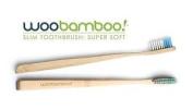 Woobamboo Slim Super Soft Toothbrush
