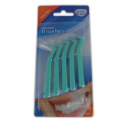 5pc Interdental Brushe Set - Clean Teeth Tooth Dental Floss Care Bath Room Small