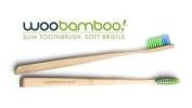 Woobamboo Slim Soft Toothbrush