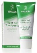 Weleda Plant Gel Toothpaste - Banded Pack 2x75ml