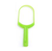 2 X Plastic Tongue Scraper Oral Cleaner Dental Hygiene Mouth Fresh Breath Brush