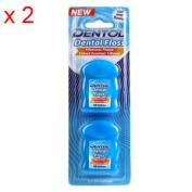 Dentol Dental Floss - Twin Pack X 2